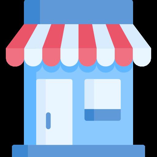 Shop  free icon