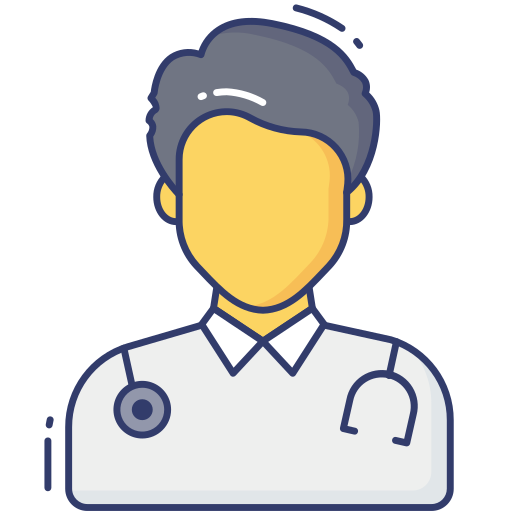 médecin  Icône gratuit