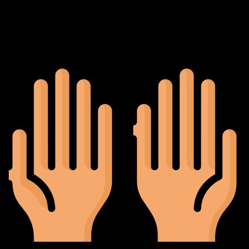 Pray  free icon