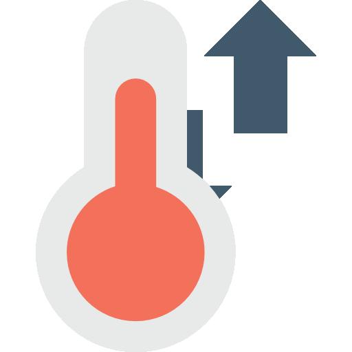 Тепло  бесплатно иконка