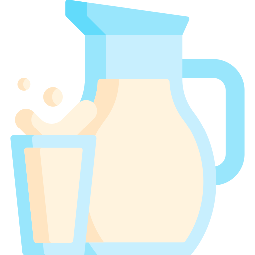 Milk jar  free icon