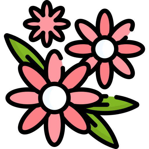 flor  icono gratis