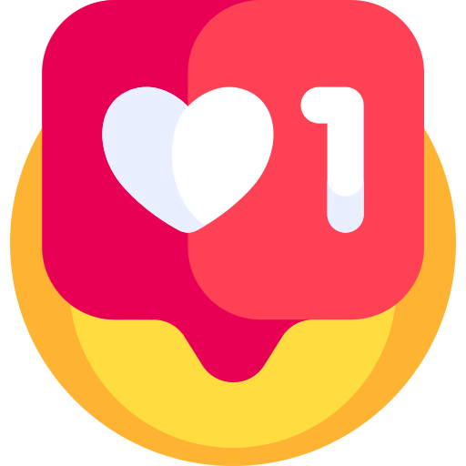 Like  free icon