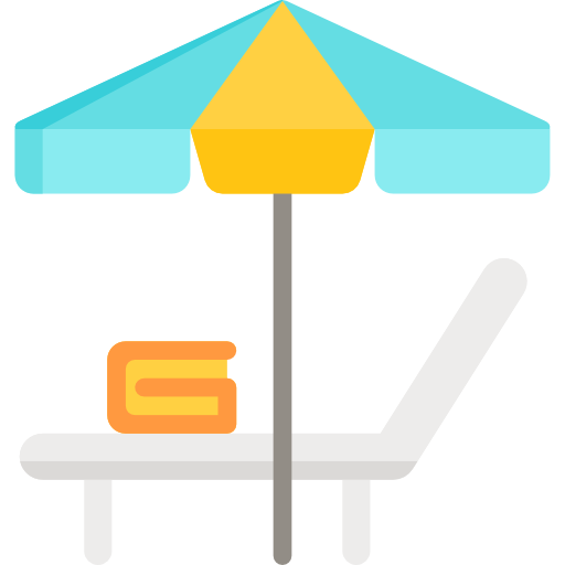parasol  Icône gratuit