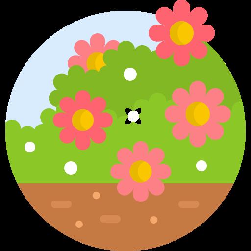 Flowers  free icon