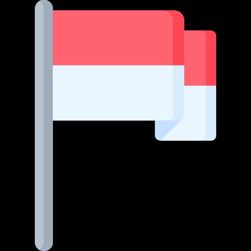 Indonesia  free icon