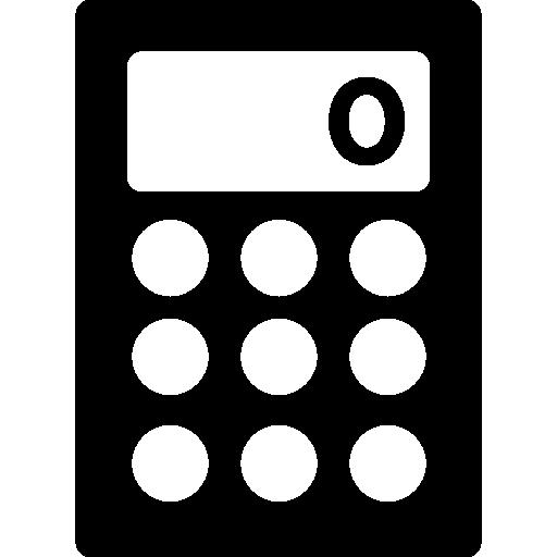 calculadora ferramenta matemática  grátis ícone