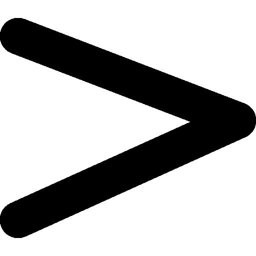 Больше математического знака  бесплатно иконка