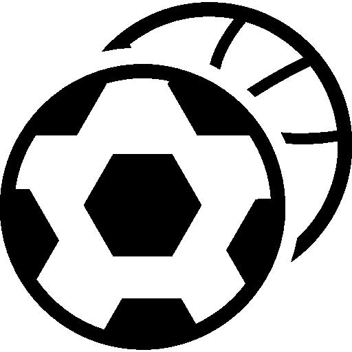 balones deportivos  icono gratis
