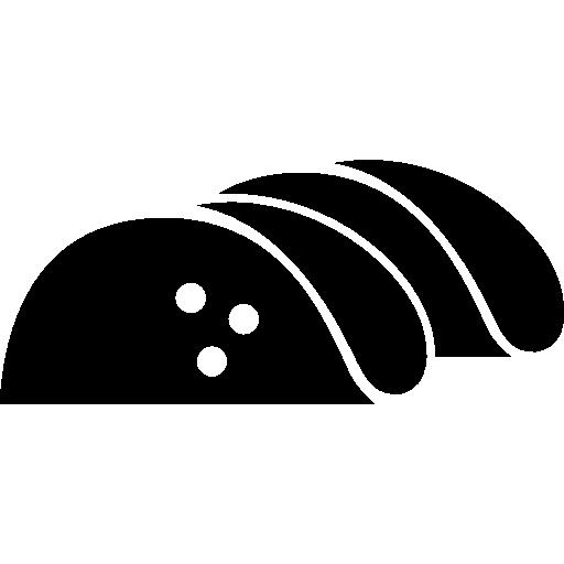tacos do mexico  grátis ícone