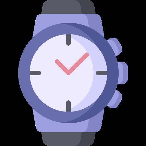 Wristwatch  free icon