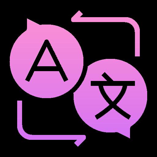 온라인 번역기  무료 아이콘