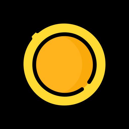 sol  icono gratis