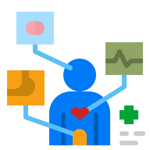 Medical checkup  free icon