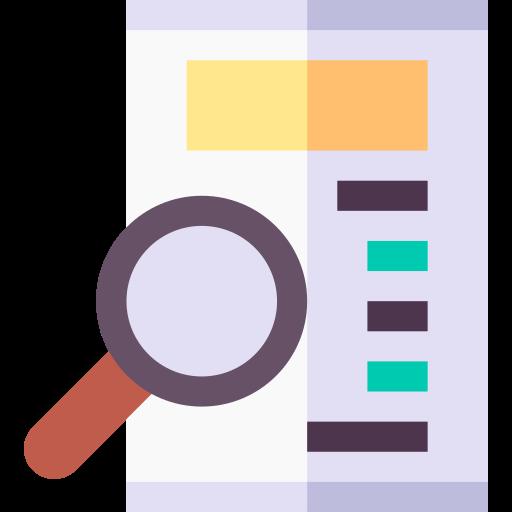 Evidence  free icon