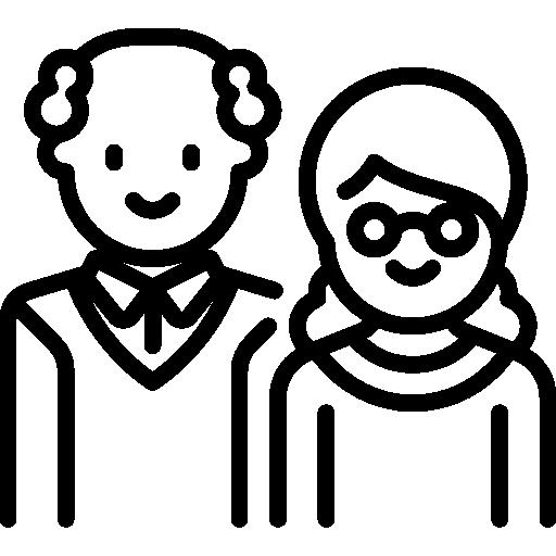 Couple  free icon