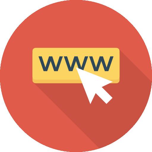 Www click  free icon