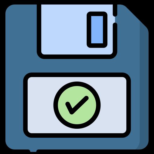 Save  free icon