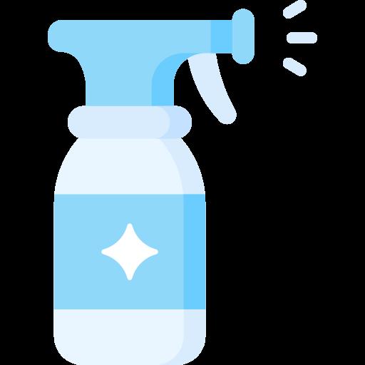 Spray  free icon