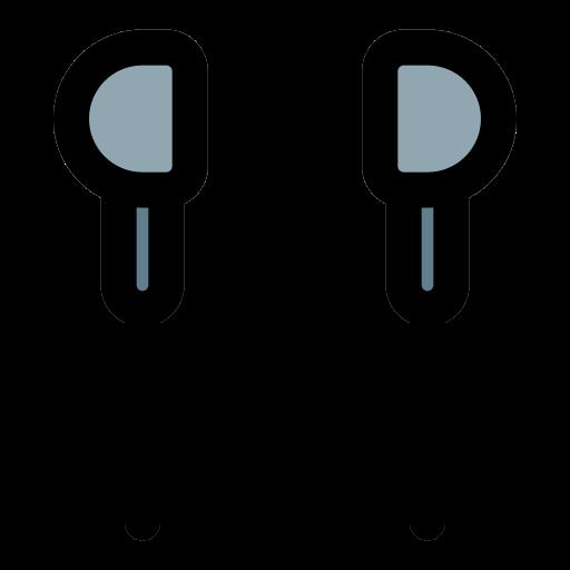 Écouteurs intra-auriculaires  Icône gratuit