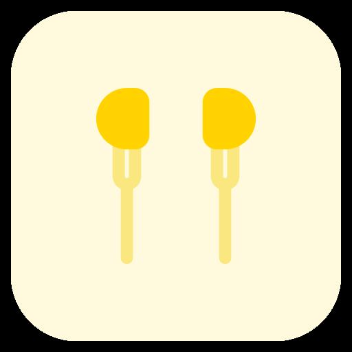 auriculares intrauditivos  icono gratis