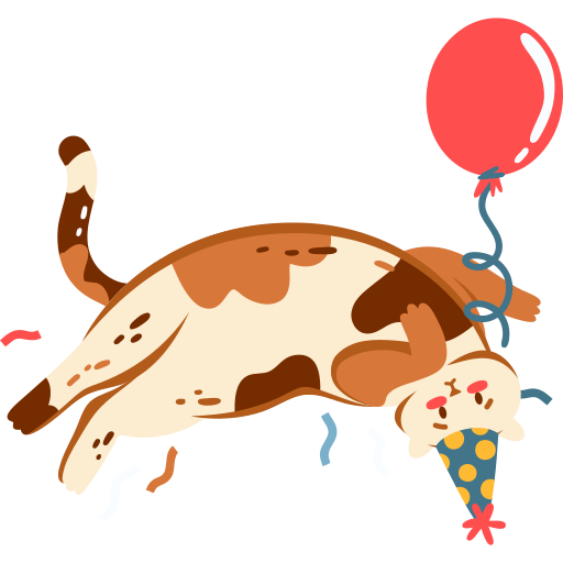 gato  grátis figurinha