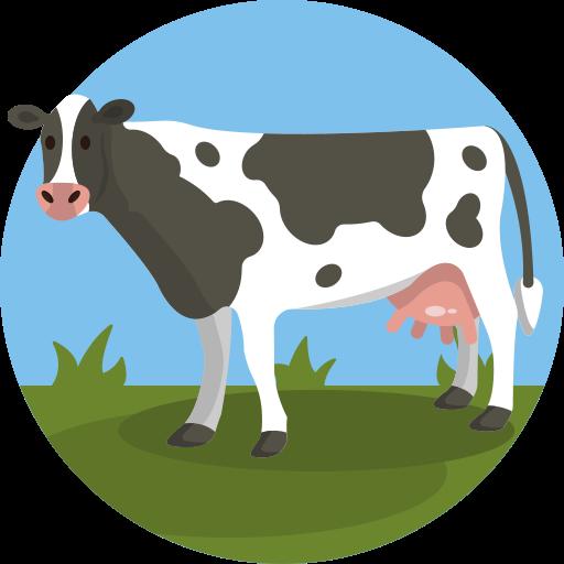 vache  Icône gratuit