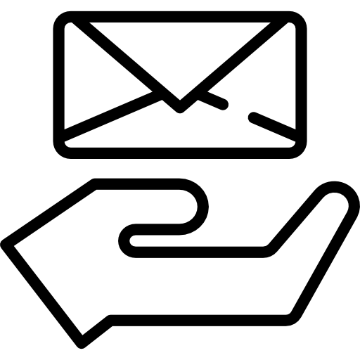 envoyer  Icône gratuit