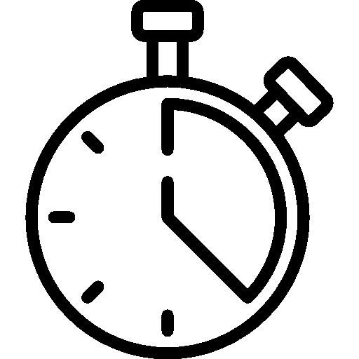 temps  Icône gratuit