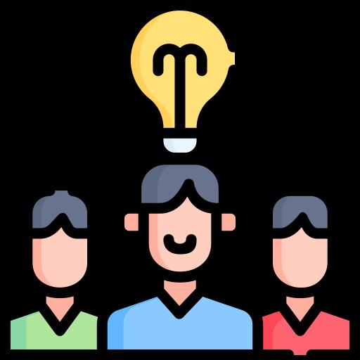 Brainstorming  free icon