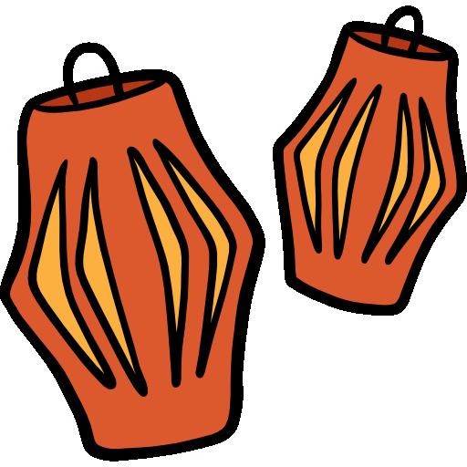 Фонари  бесплатно иконка