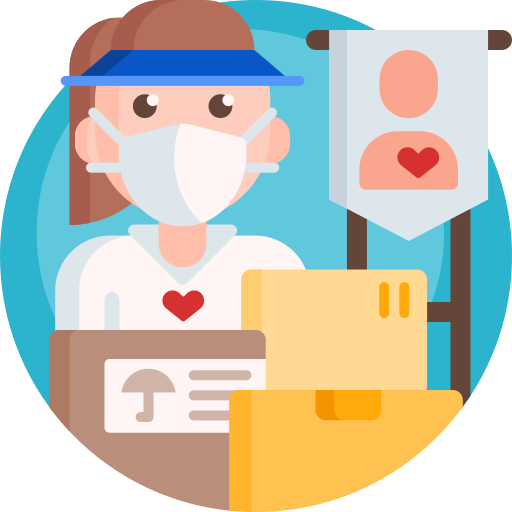 Volunteer  free icon