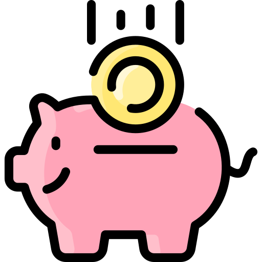 Save money  free icon