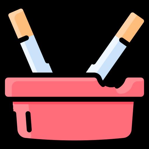 Ashtray  free icon