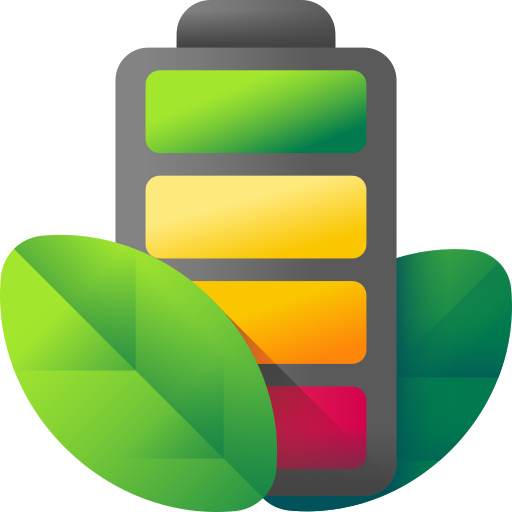 Battery  free icon