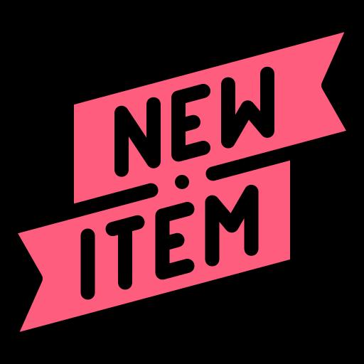 New item  free icon