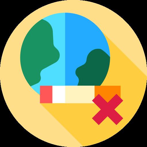 No tobacco day  free icon