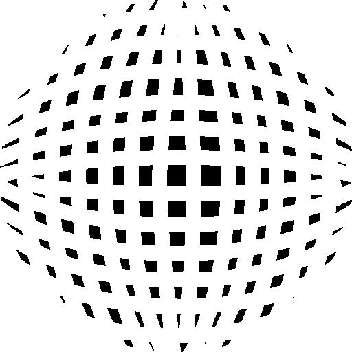 Circular pattern  free icon