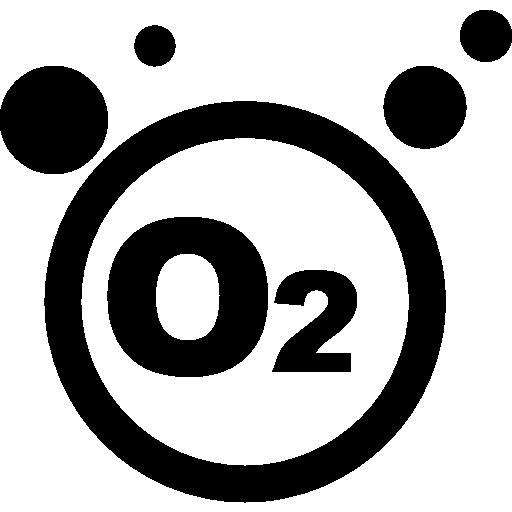 Oxygen  free icon