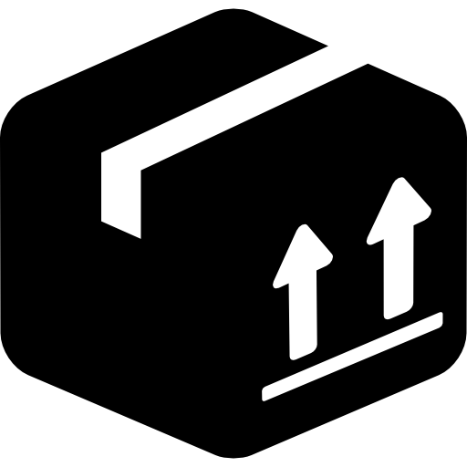 Delivery package  free icon