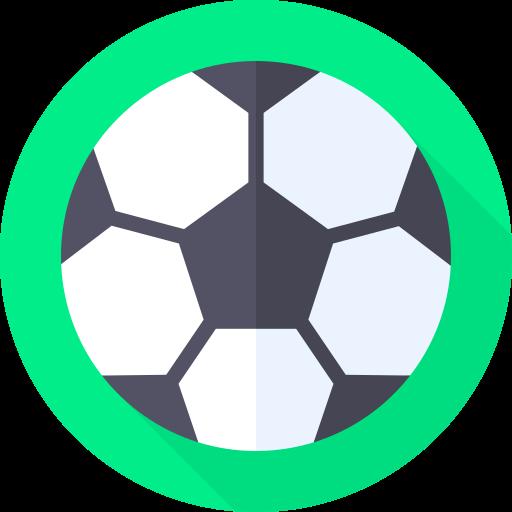 Football ball  free icon
