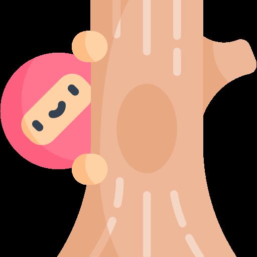 Hidden  free icon