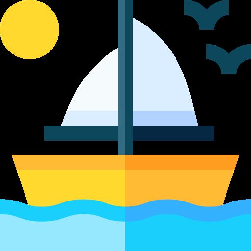 segelboot  kostenlos Icon