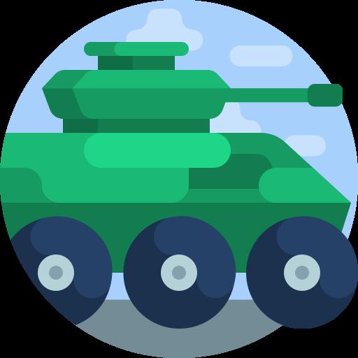 Tank  free icon
