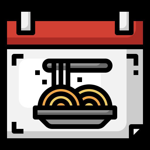 스파게티  무료 아이콘