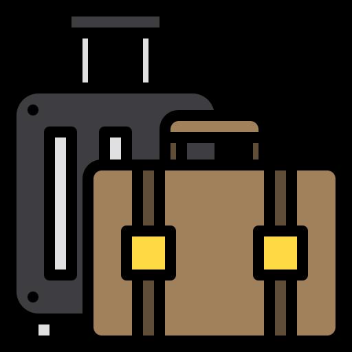 Багаж  бесплатно иконка