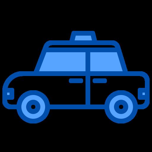 Taxi  free icon