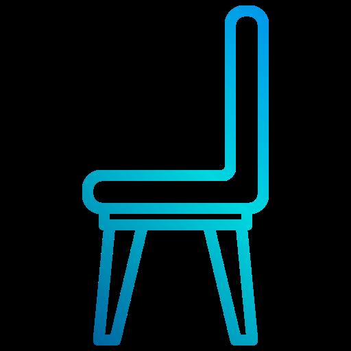 silla  icono gratis