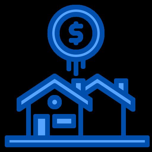 Residential  free icon