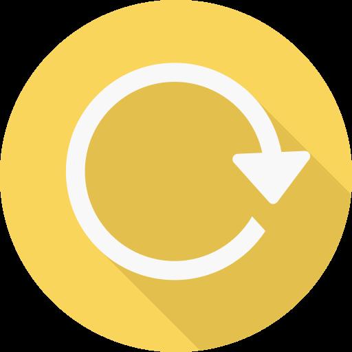 Rotate  free icon